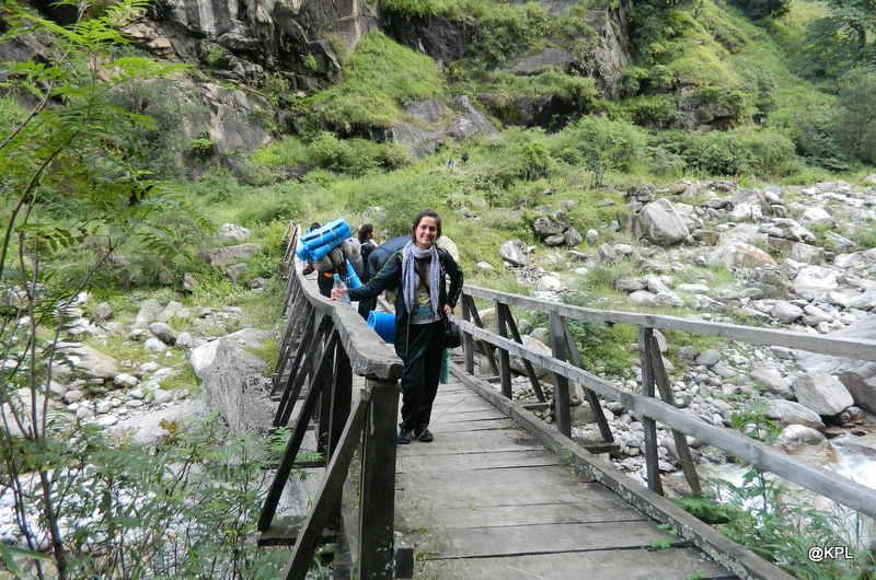 Things to do in old Manali
